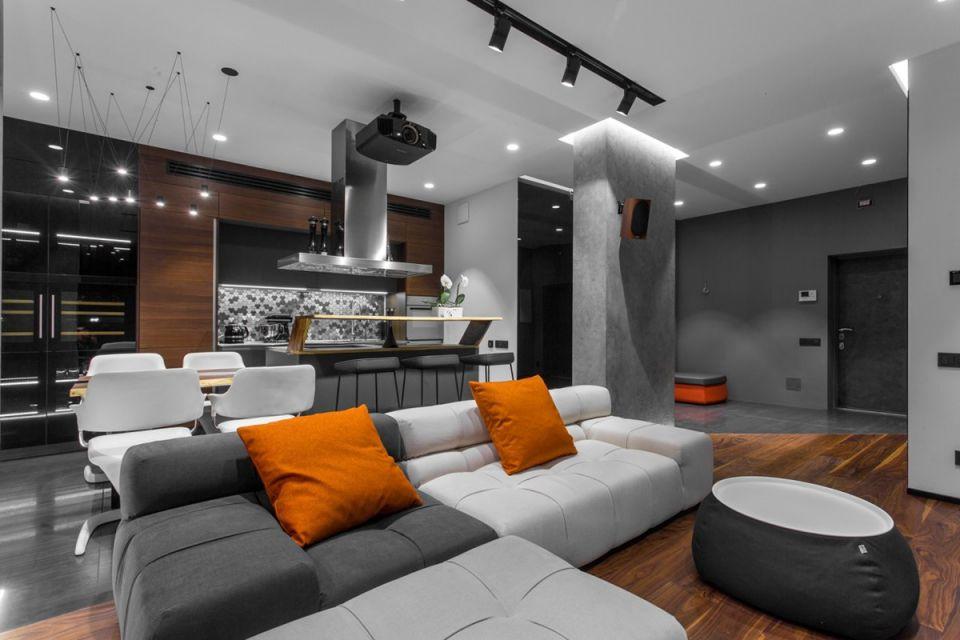 недвижимость: квартира-студия